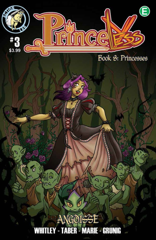 PRINCELESS BOOK 8 #3
