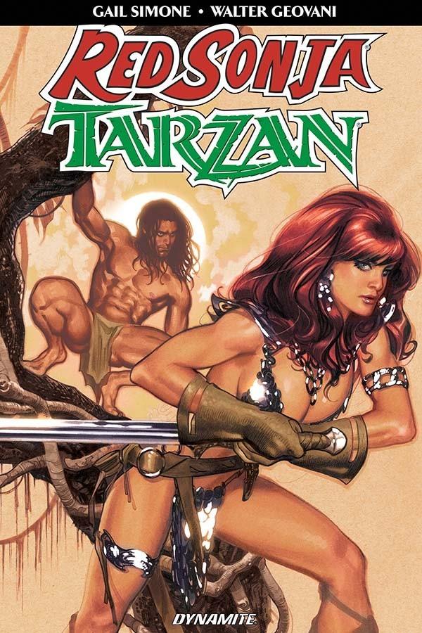 Red Sonja/Tarzan TP