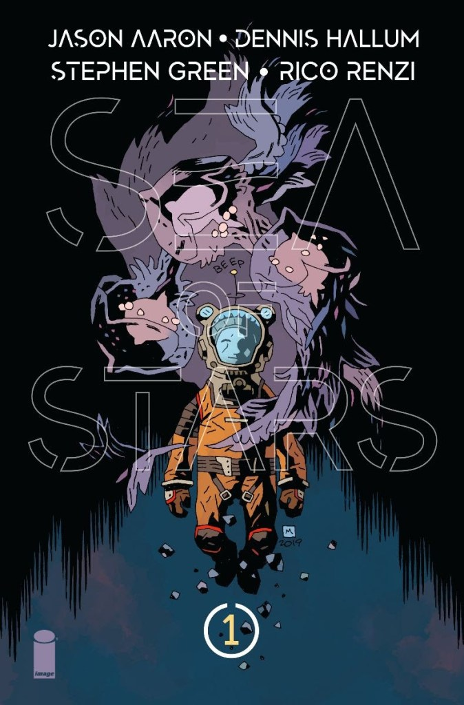 Sea of Stars #1 Mike Mignola Cover