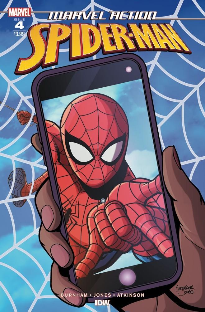 Marvel Action: Spider-Man #4