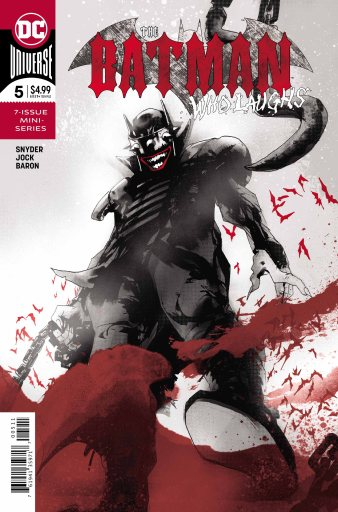The Batman Who Laughs #5