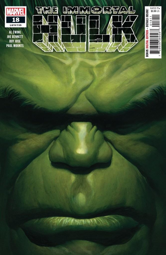 The Immortal Hulk #18