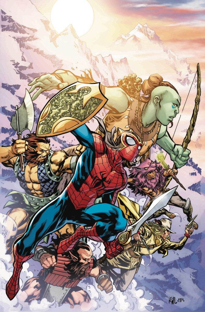 War of the Realms: Spider-Man & the League of Realms #1 (of 3)