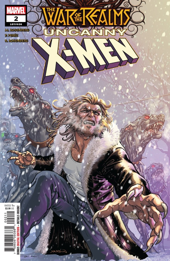 War of the Realms: Uncanny X-Men #2 (of 3)