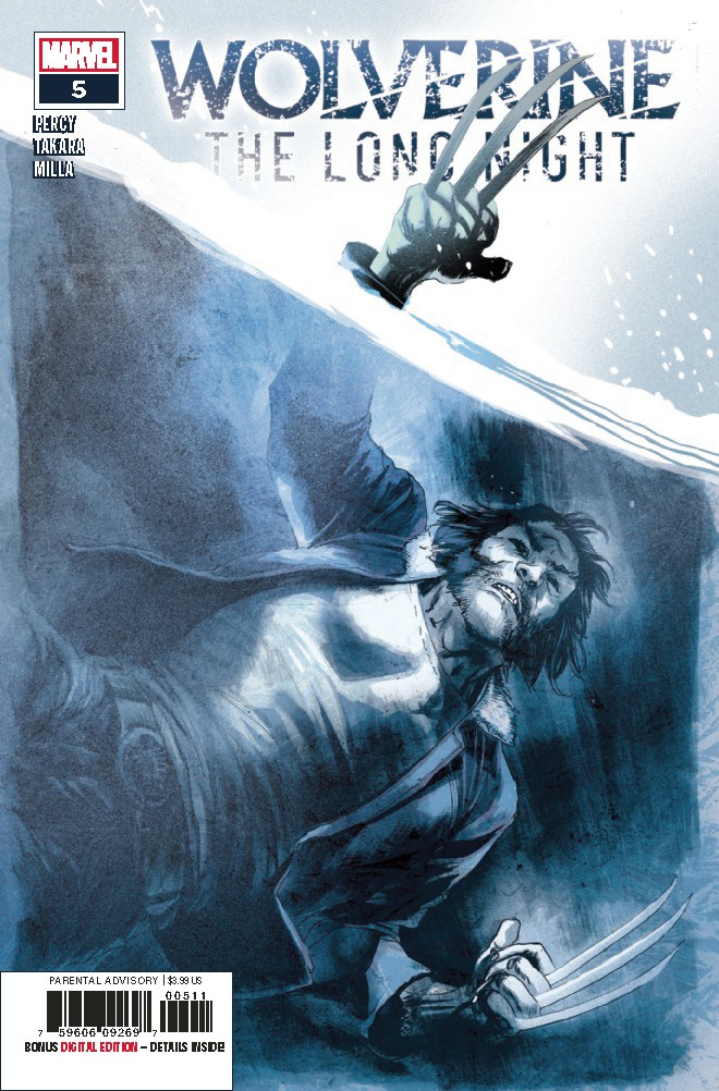 Wolverine: The Long Night #5 (of 5)