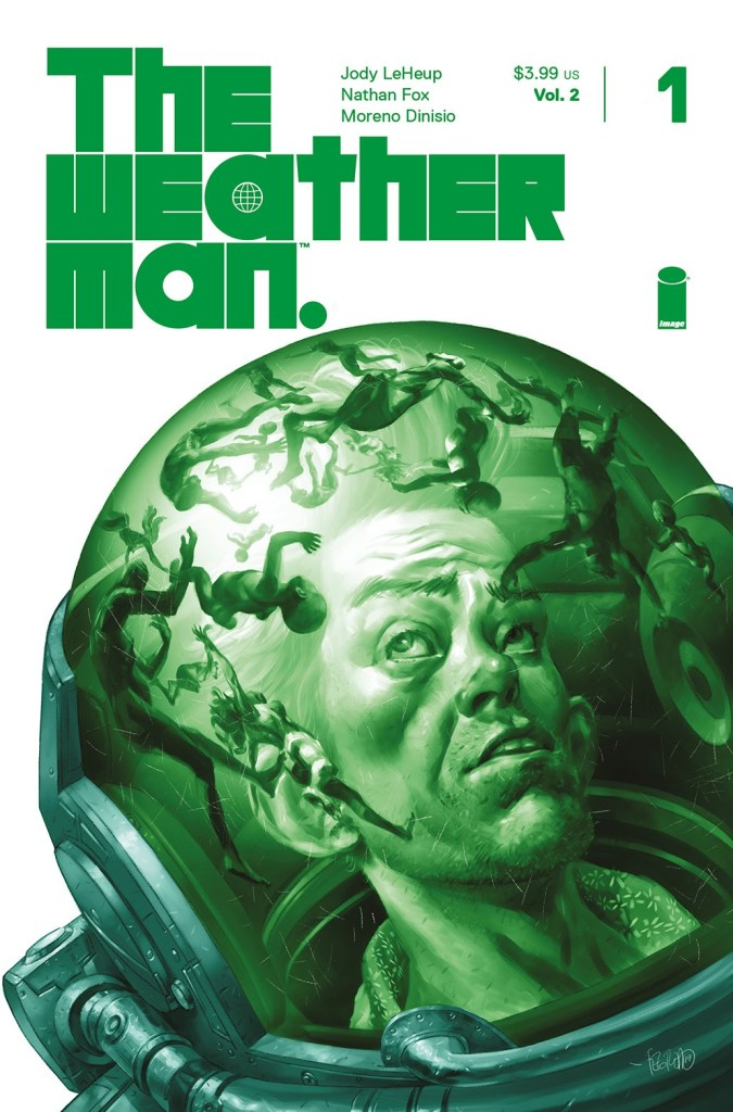 Weatherman, Vol. 2 #1 Cover C by Duncan Fegredo