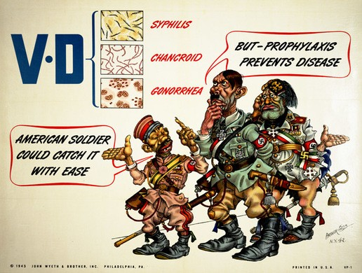 gov comics vd prevention