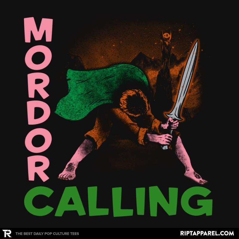 Mordor Calling