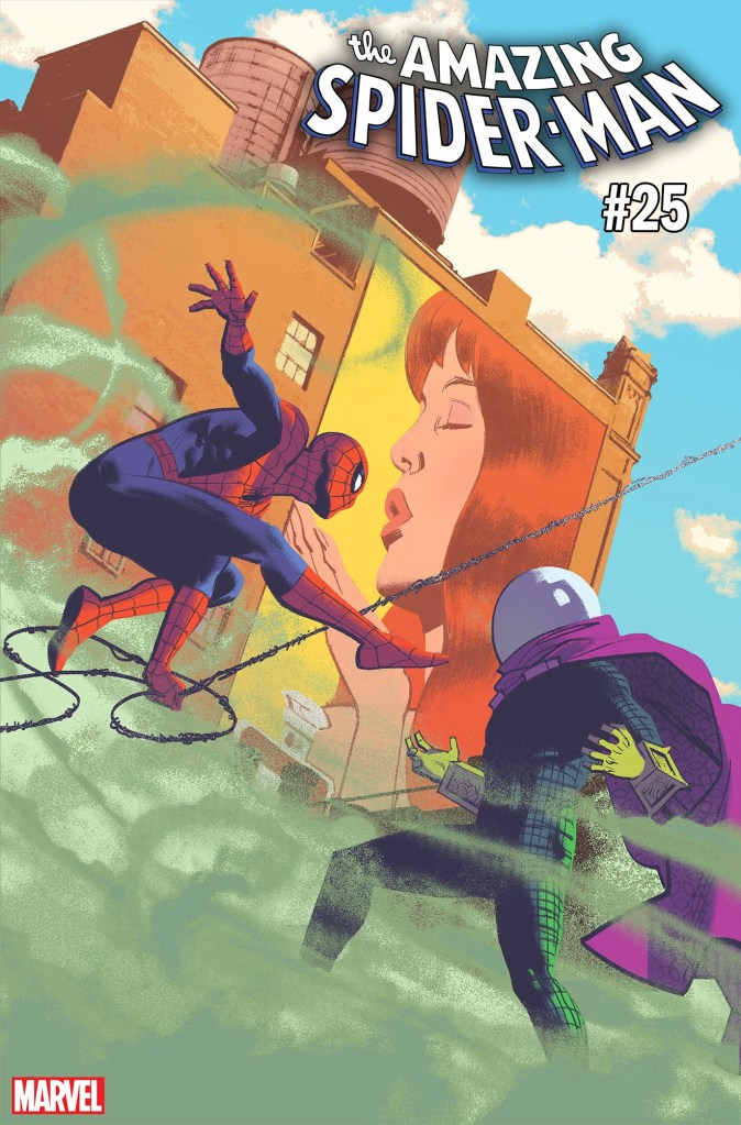AMAZING SPIDER-MAN 25 GREG SMALLWOOD VARIANT (MAY190817)