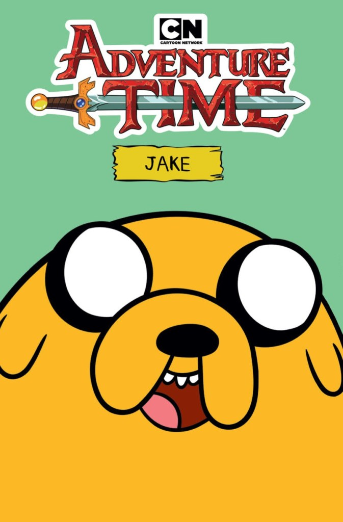 Adventure Time: Jake SC