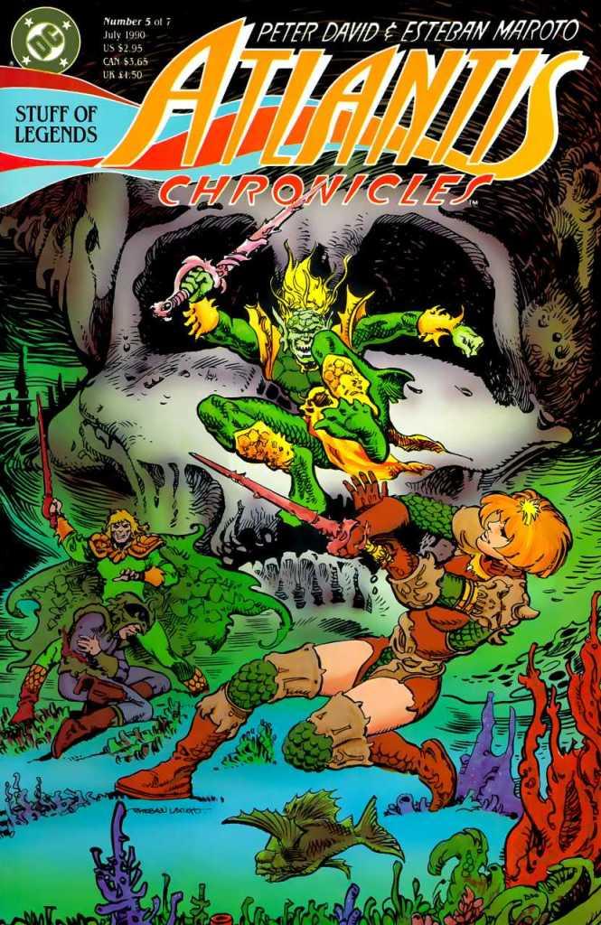 Atlantis Chronicles #5