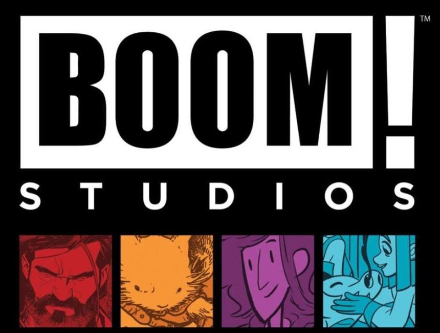 BOOM! Studios Header