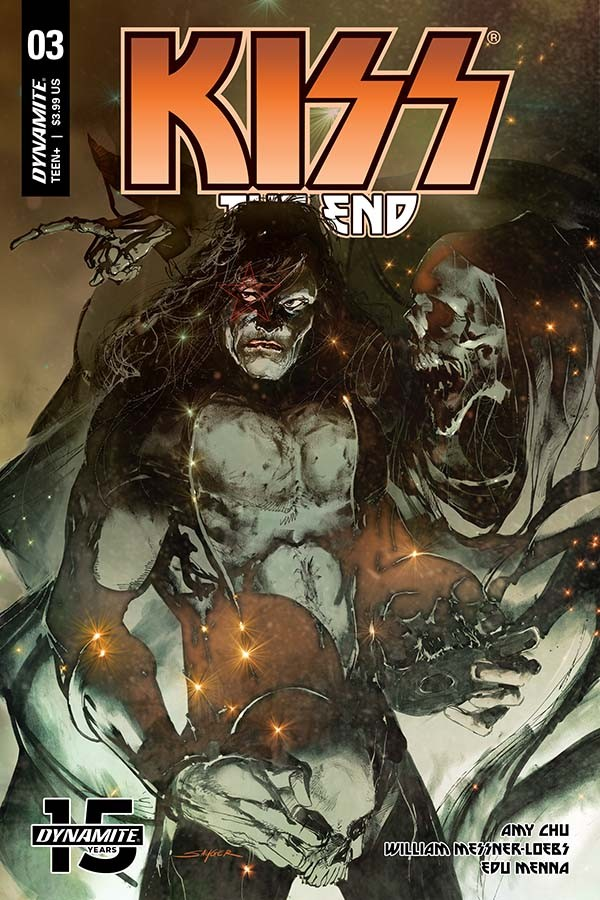 KISS: The End #3