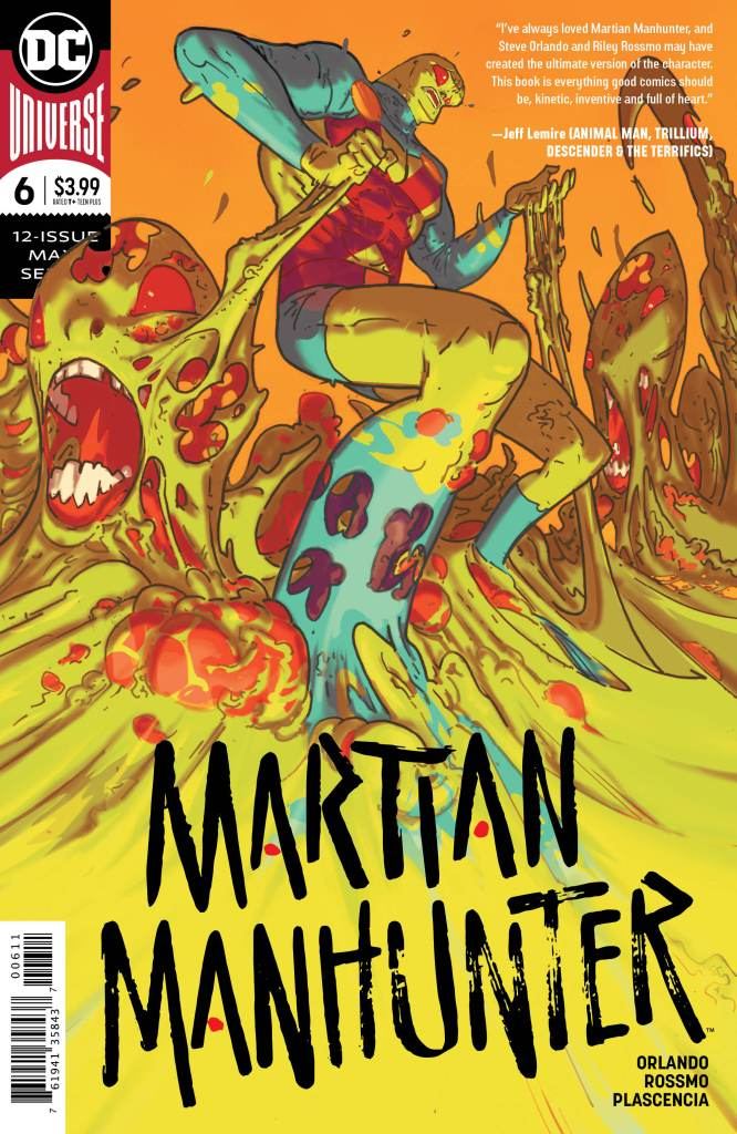 Martian Manhunter #6