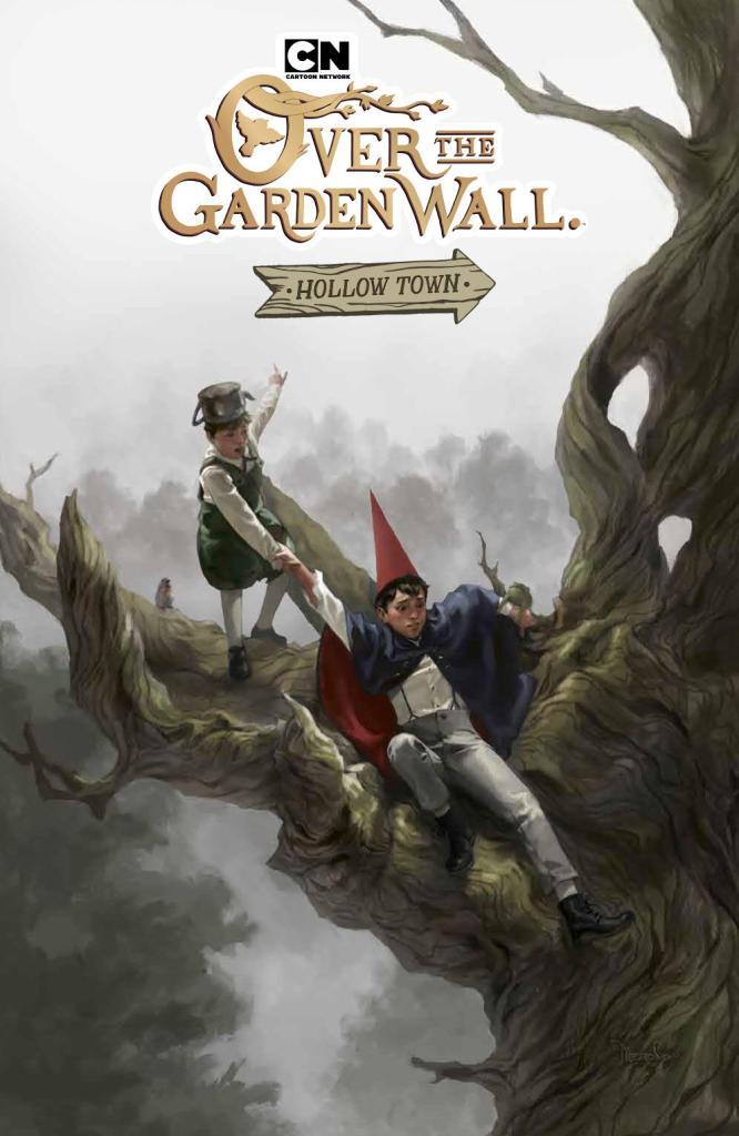Over The Garden Wall: Hollow Town SC