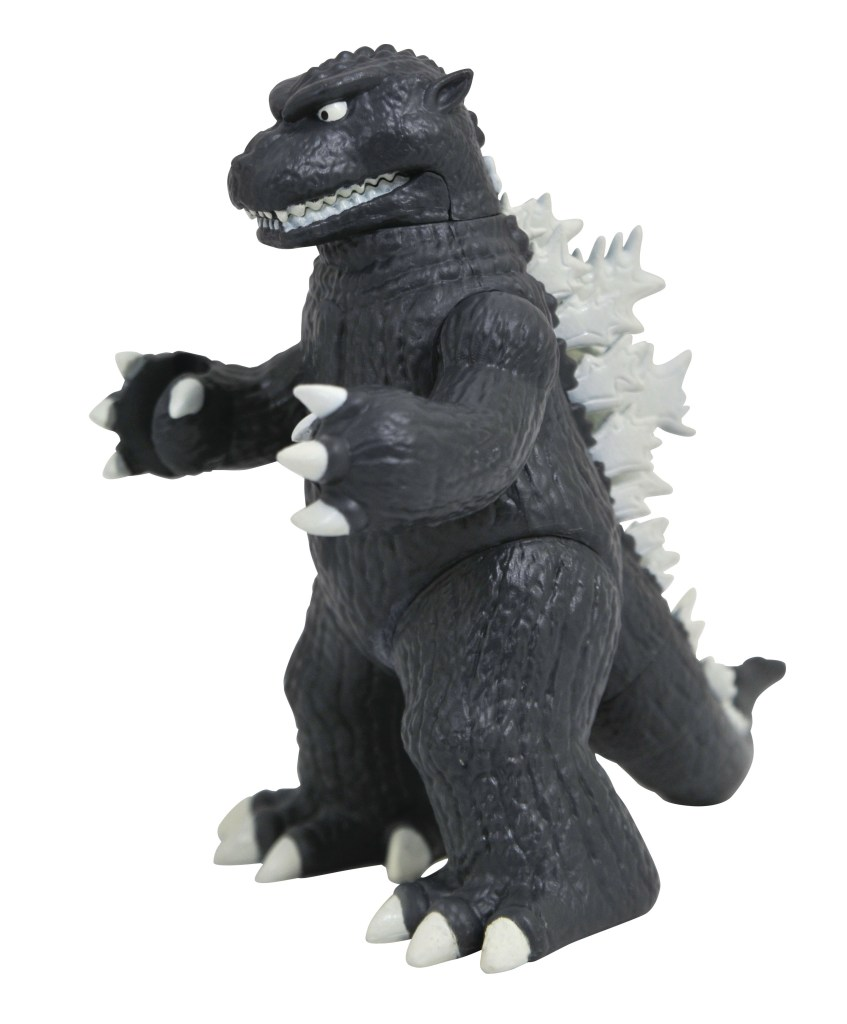 Previews Exclusive Godzilla 1954 Glow-in-the-Dark Vinimate