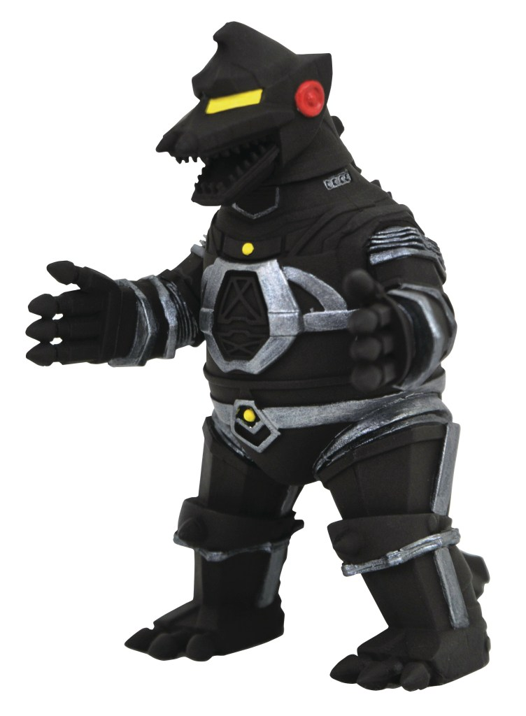 Previews Exclusive Godzilla: MechaGodzilla Vinimate