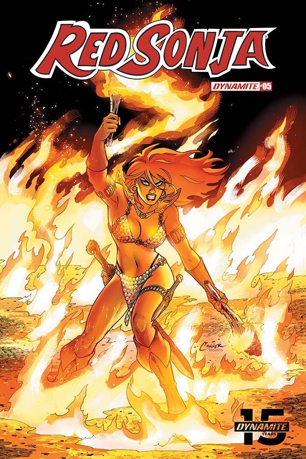 Red Sonja (Vol.5) #5