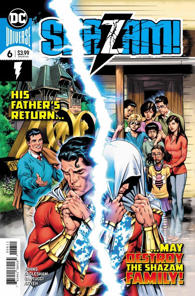 Shazam! #6