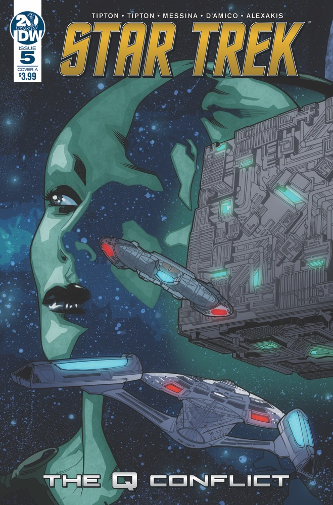 Star Trek: The Q Conflict #5