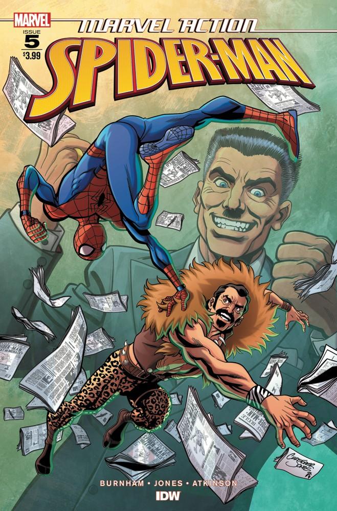 Marvel Action: Spider-Man #5