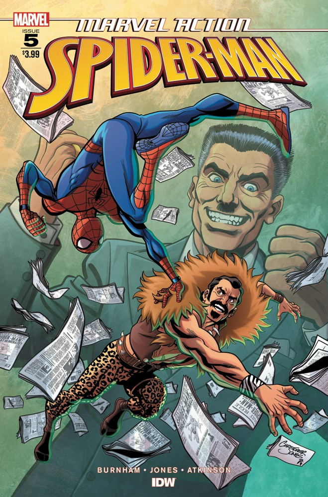 Marvel Action: Spider-Man #5