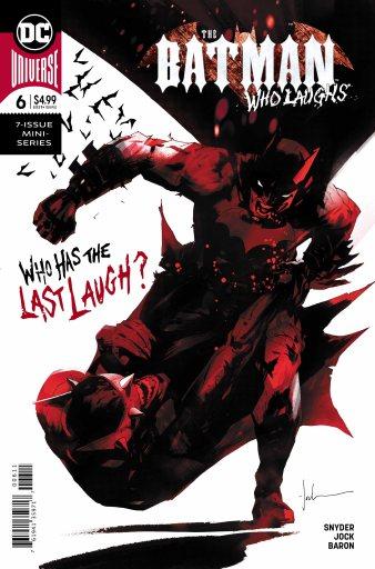 The Batman Who Laughs #6,