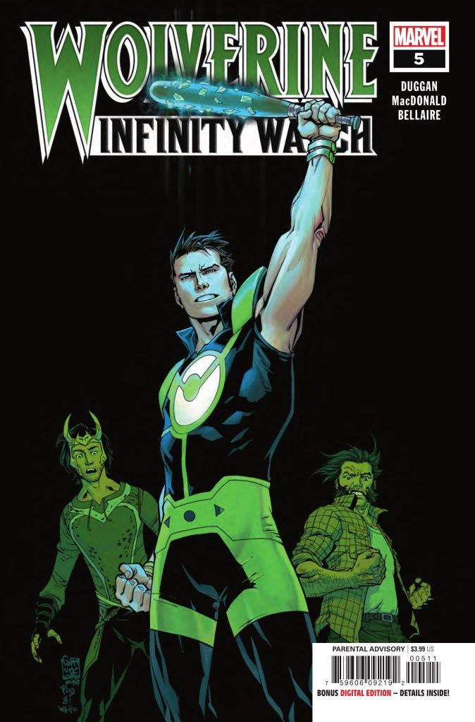 Wolverine: Infinity Watch #5 (of 5)