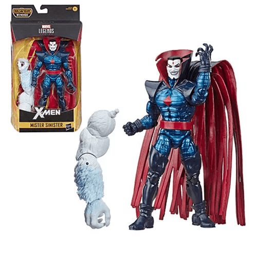 X-Force Marvel Legends Mr. Sinister