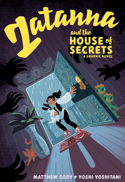 Zatanna & the House of Secrets