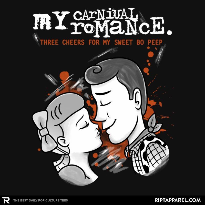 My Carnivale Romance