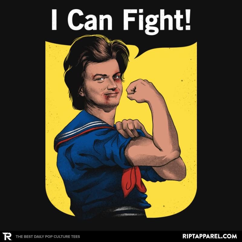 I Can Fight!