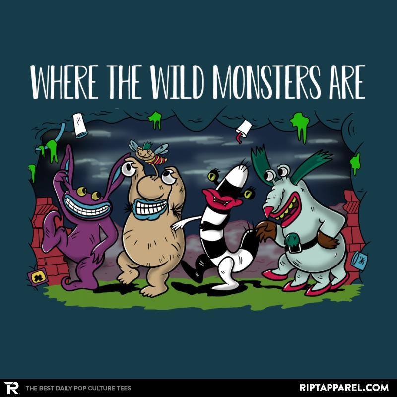 Wild Monsters