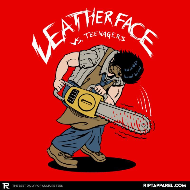 Leather vs Teenagers