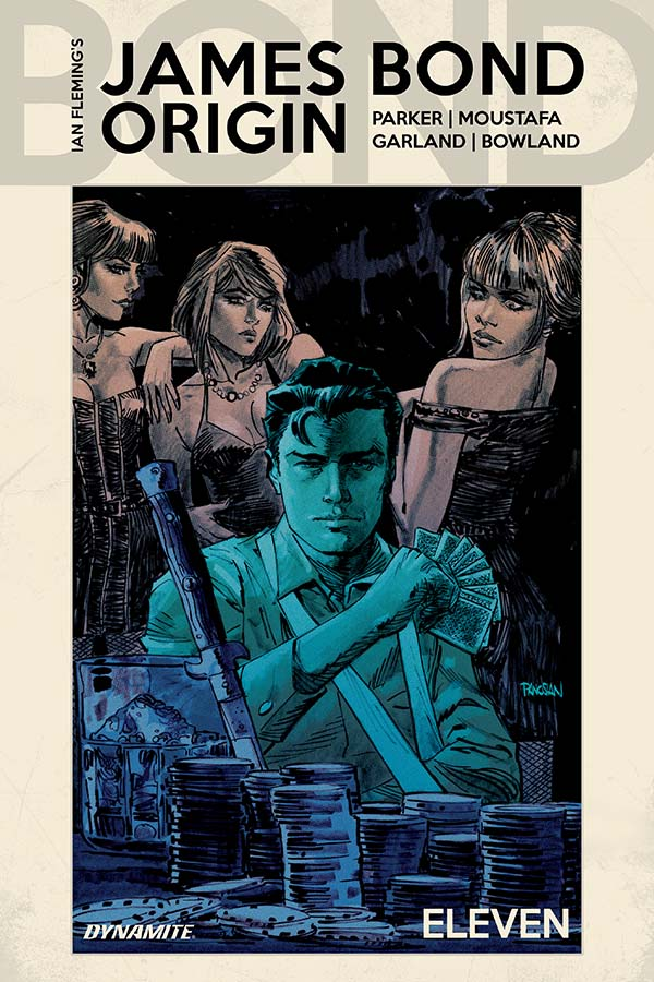James Bond: Origin #11