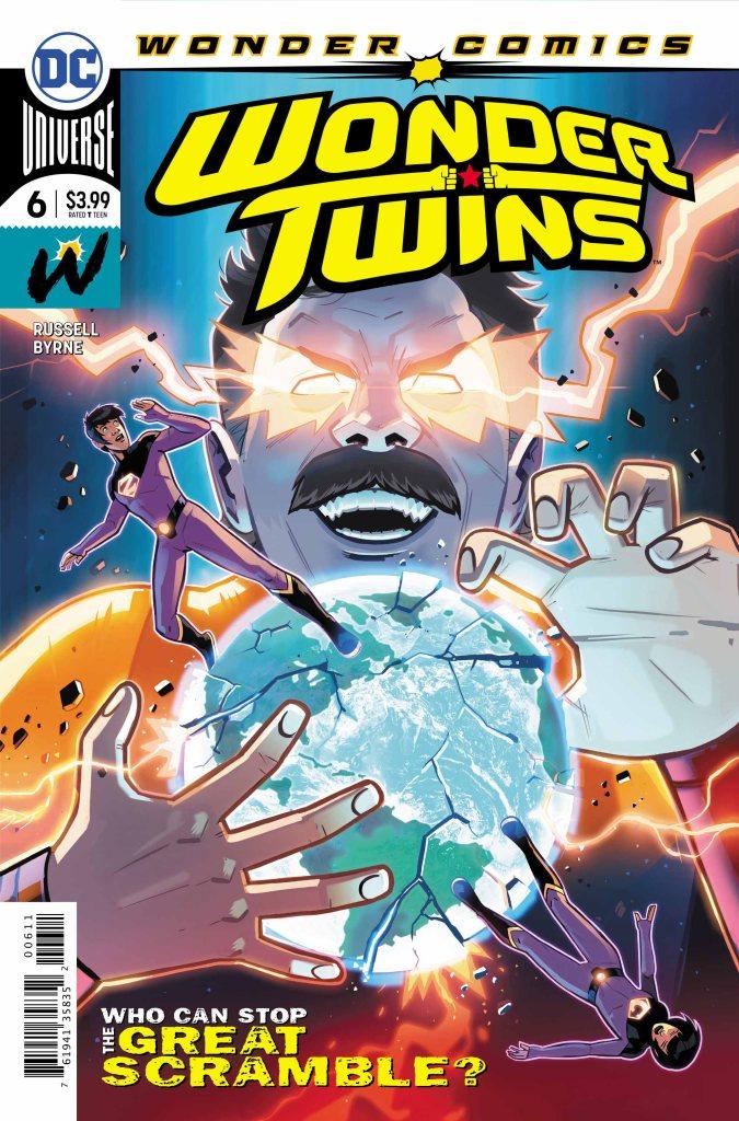 Wonder Twins #6