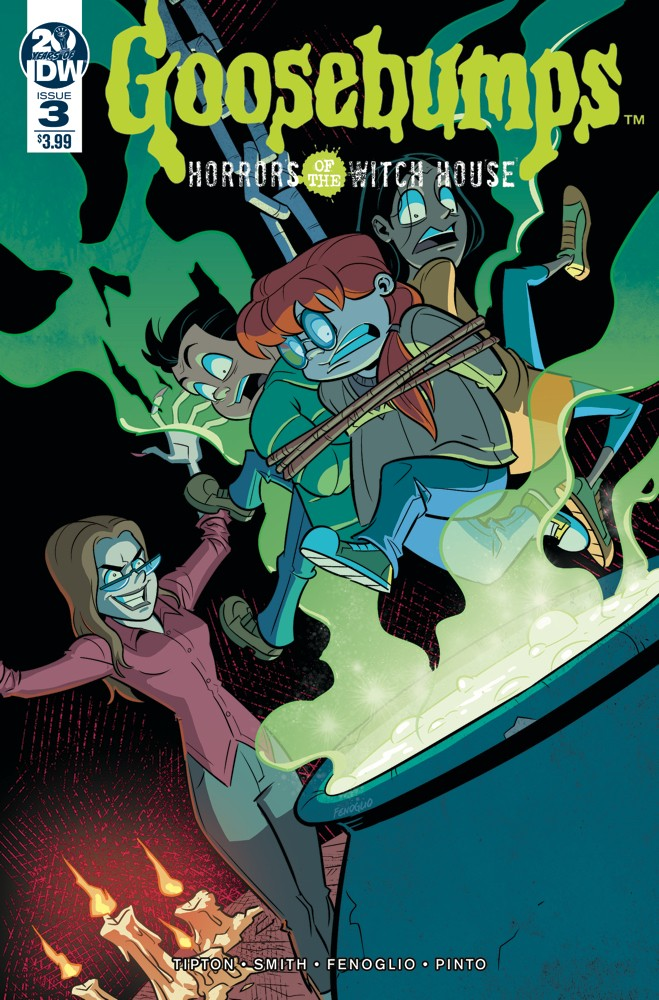 Goosebumps: Horrors of the Witch House #3