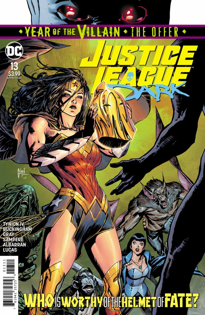 Justice League Dark #13