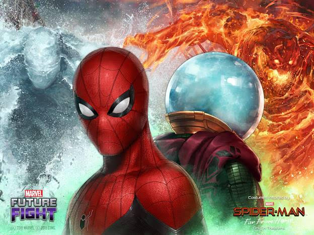 Marvel Future Fight Spider-Man: Far From Home