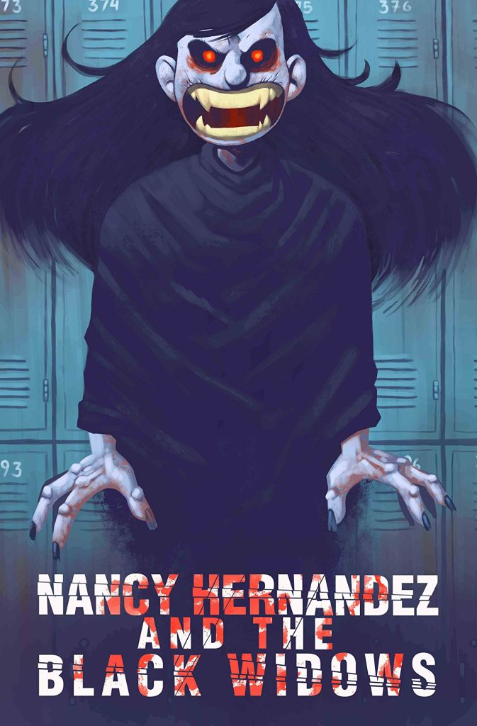 Nancy Hernandez and the Black Widows Volume 1: The Call to Justice