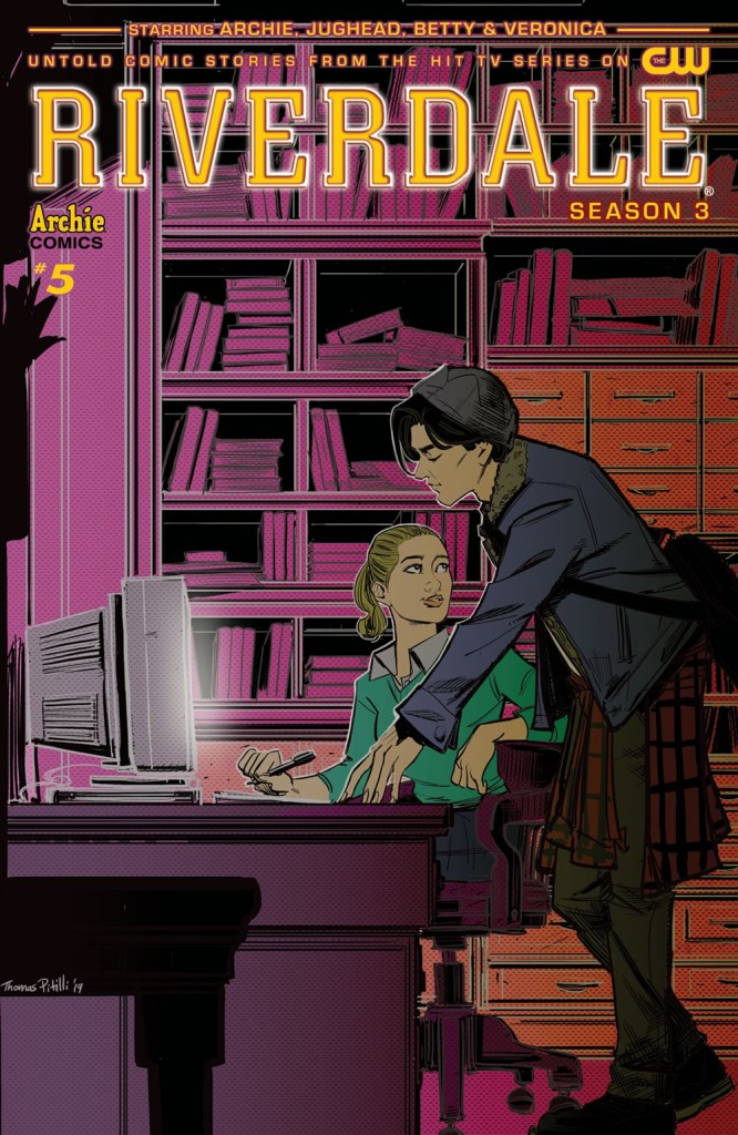 RIVERDALE SEASON 3 #5 (OF 5)