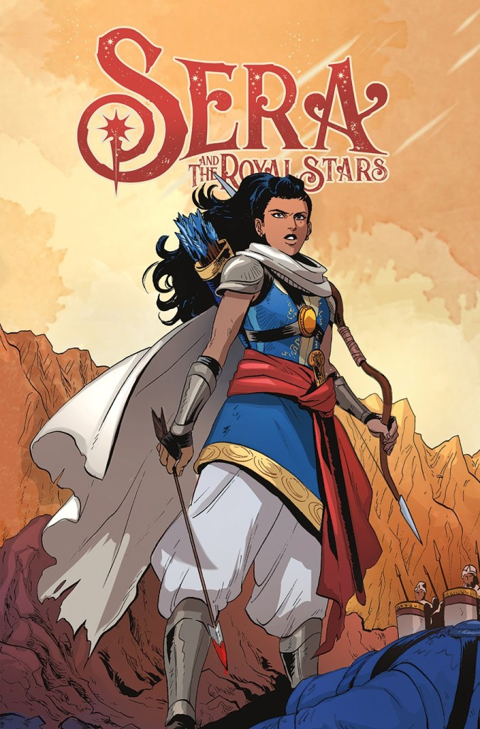 Sera and the Royal Stars #1 2nd print
