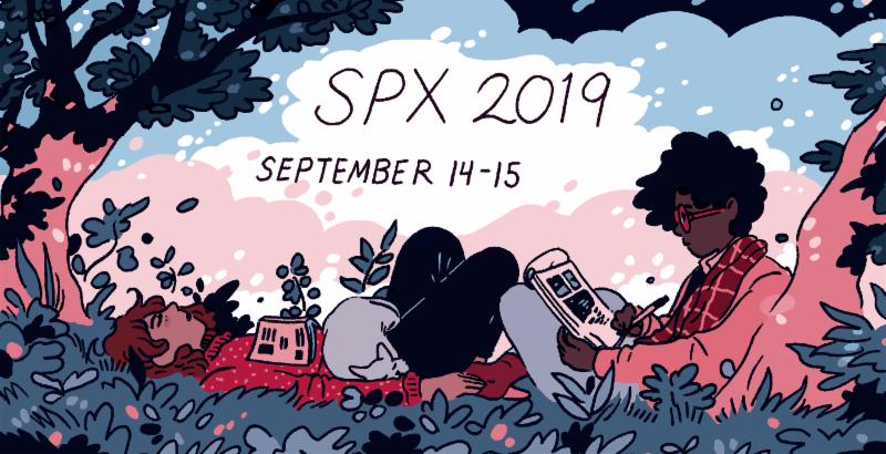 Small Press Expo 2019