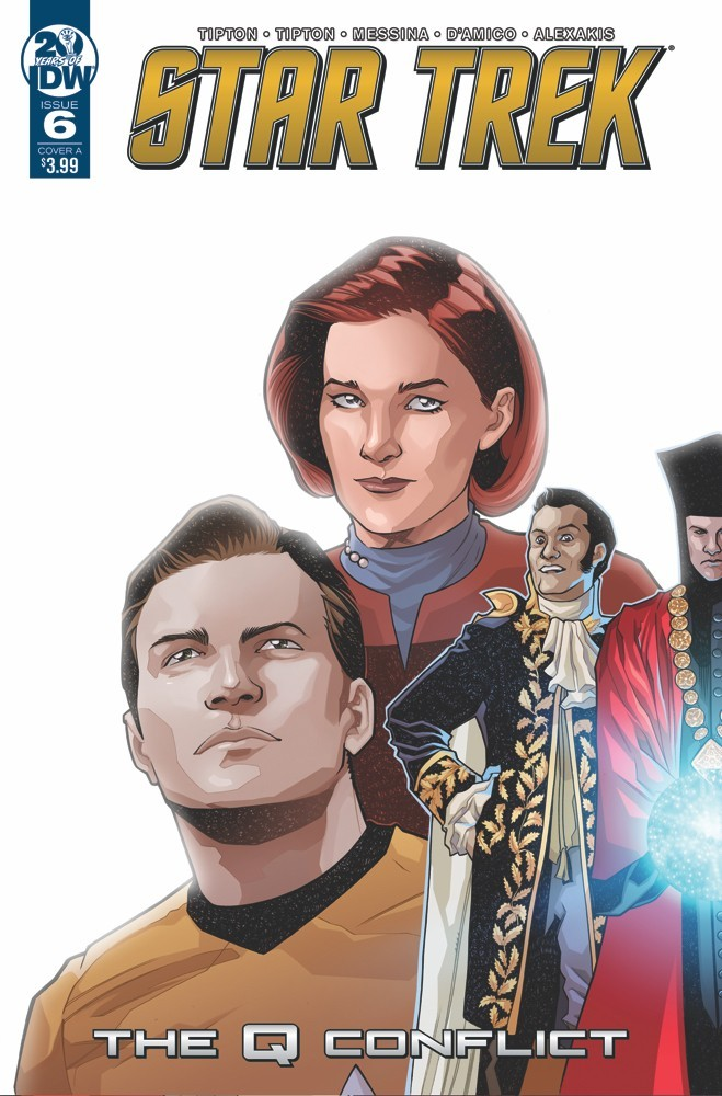 Star Trek: The Q Conflict #6