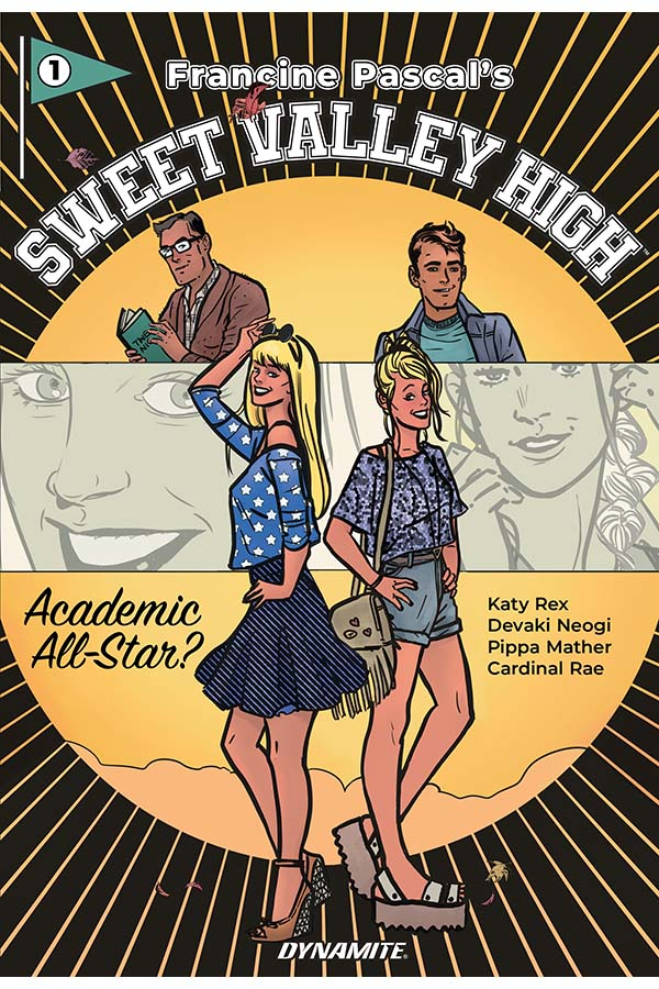 Sweet Valley High – Academic All-Star? Original Graphic Novel