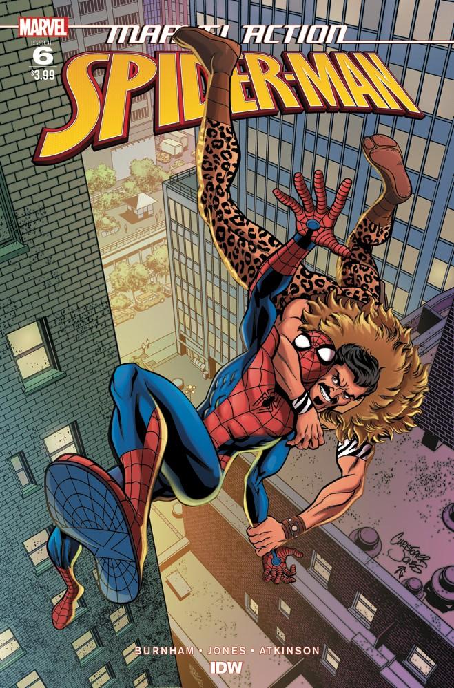 Marvel Action: Spider-Man #6