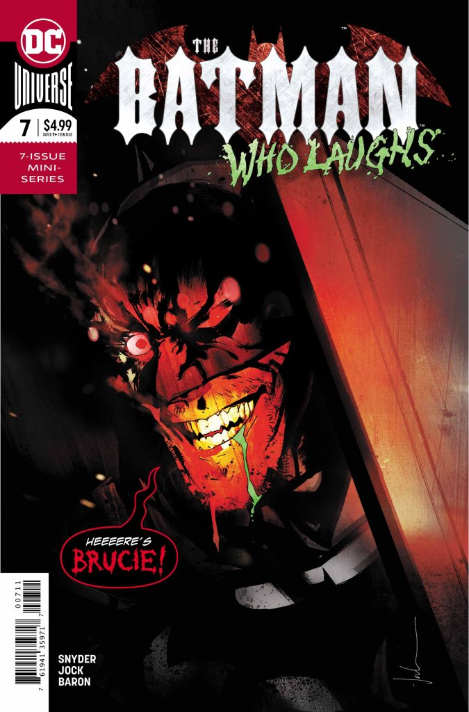 The Batman Who Laughs #7 (of 7)