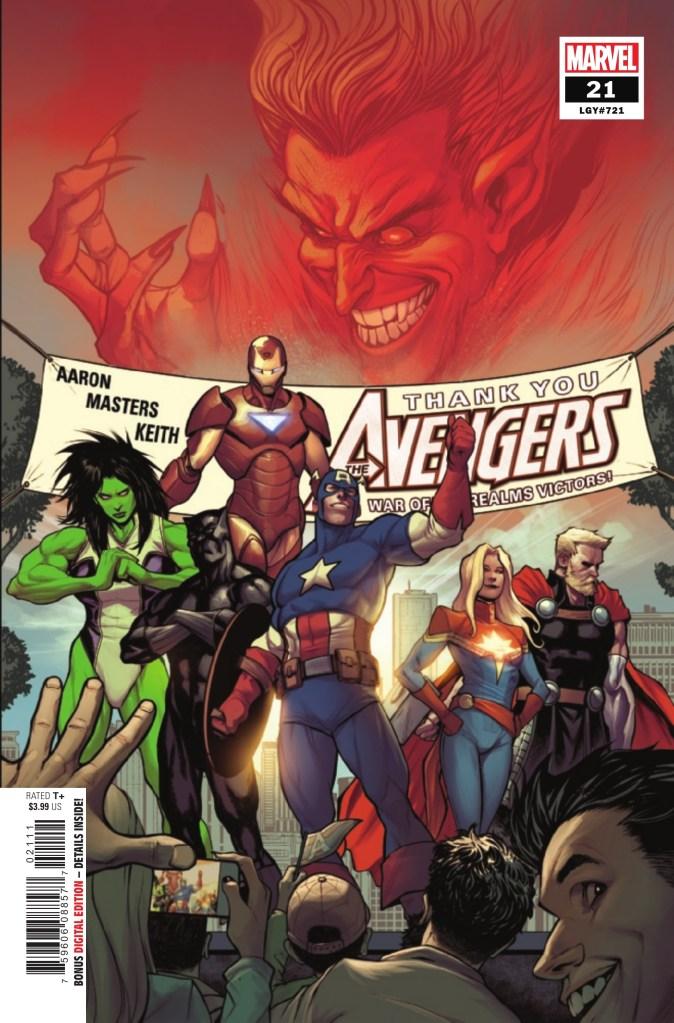 The Avengers #21
