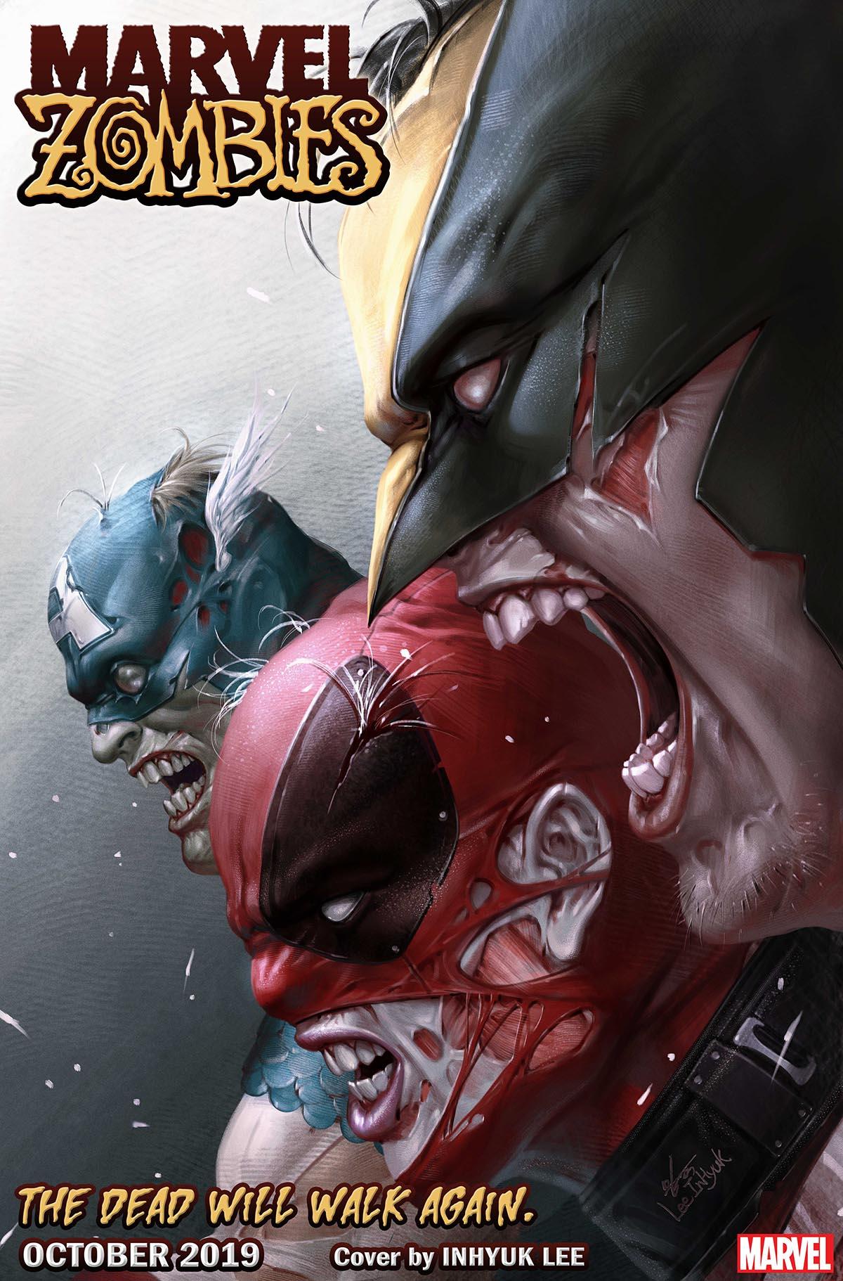 Marvel Minimates Zombies Villains # 3 Age of Ultron Secret Wars Box Set