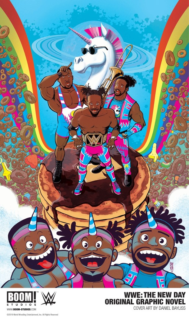 WWE: The New Day